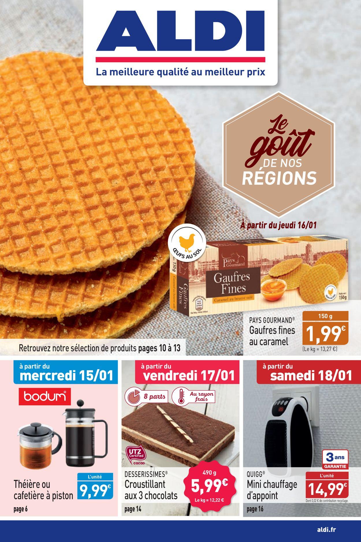 Aldi Catalogue - 13.01-19.01.2020