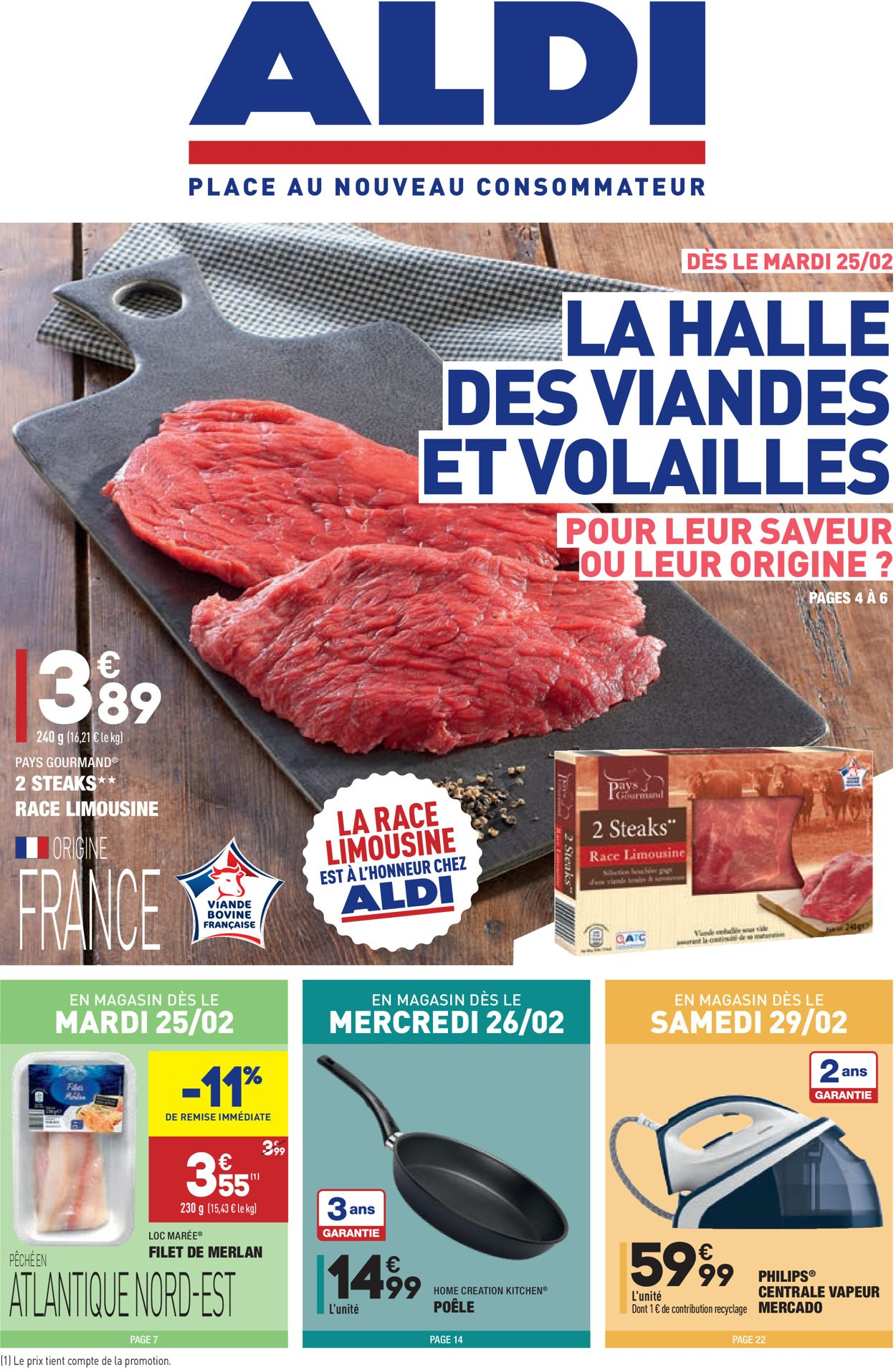 Aldi Catalogue - 24.02-02.03.2020
