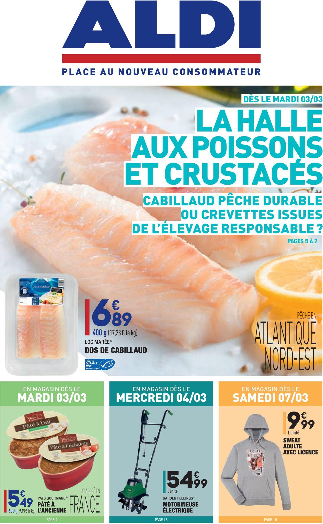 Aldi Catalogue - 02.03-09.03.2020