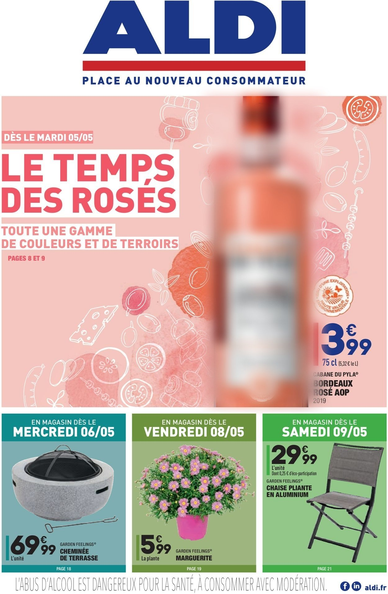 Aldi Catalogue - 04.05-11.05.2020