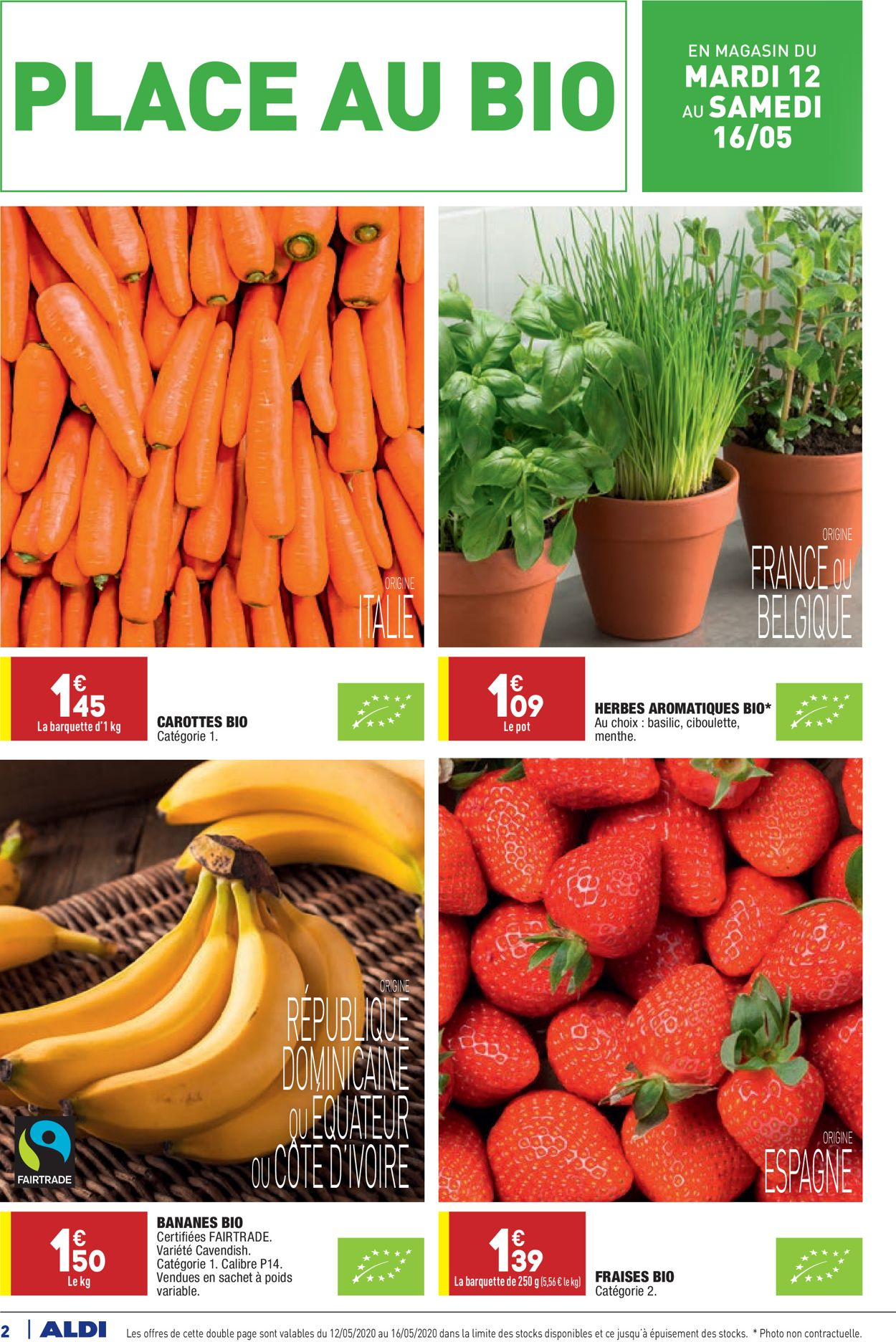 Aldi Catalogue - 12.05-18.05.2020 (Page 2)