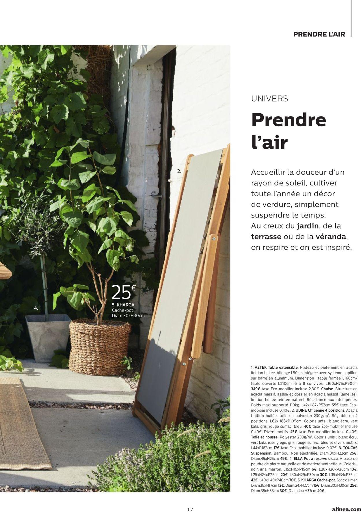 Alinéa Catalogue - 24.09-31.12.2020 (Page 117)