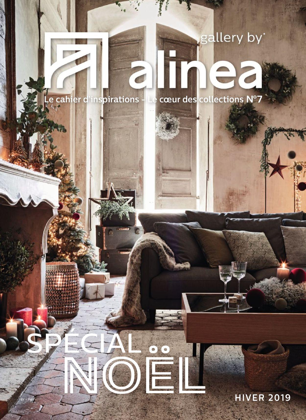 Alinéa Catalogue - 22.11-20.12.2019