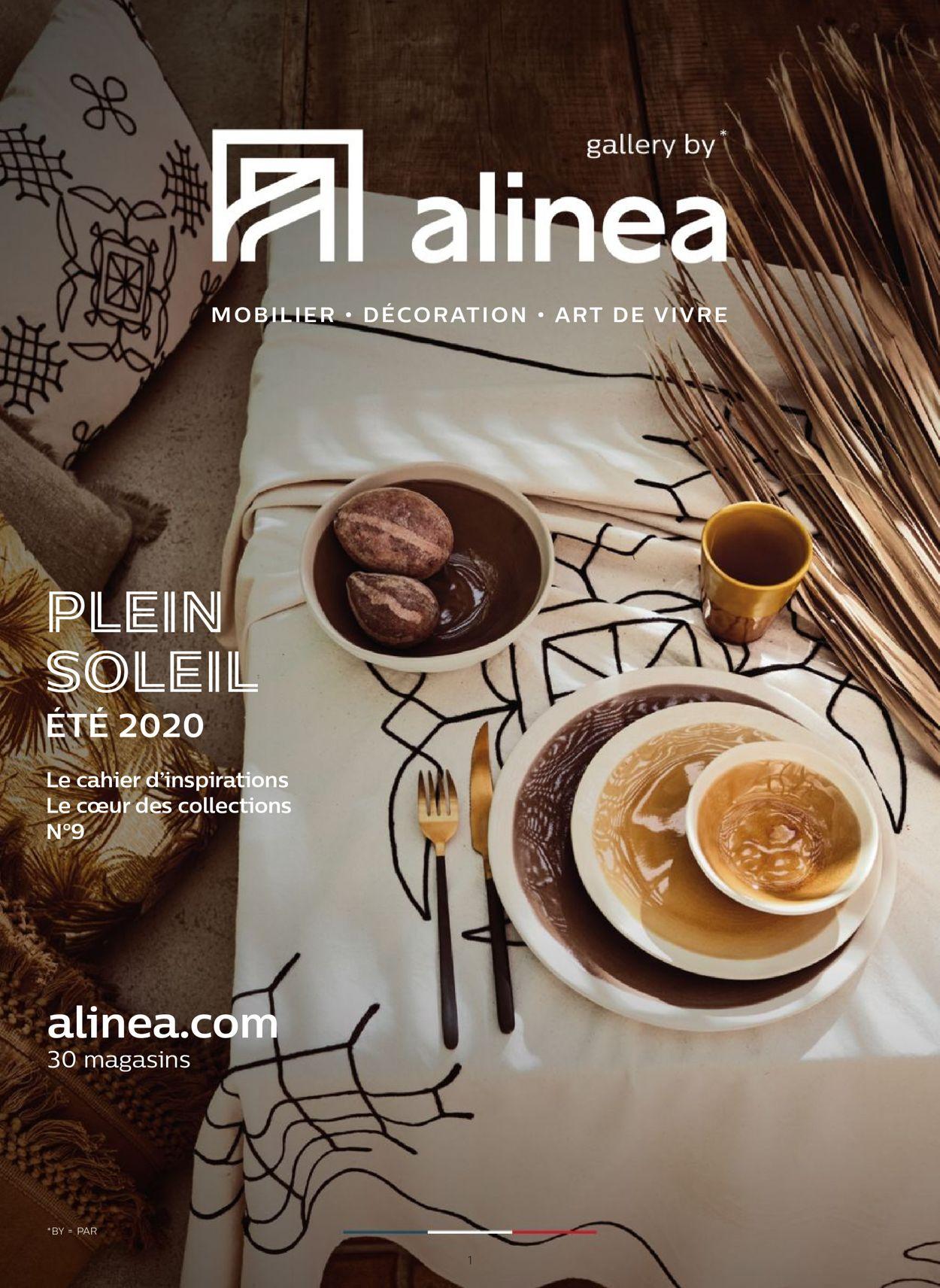Alinéa Catalogue - 07.05-31.08.2020