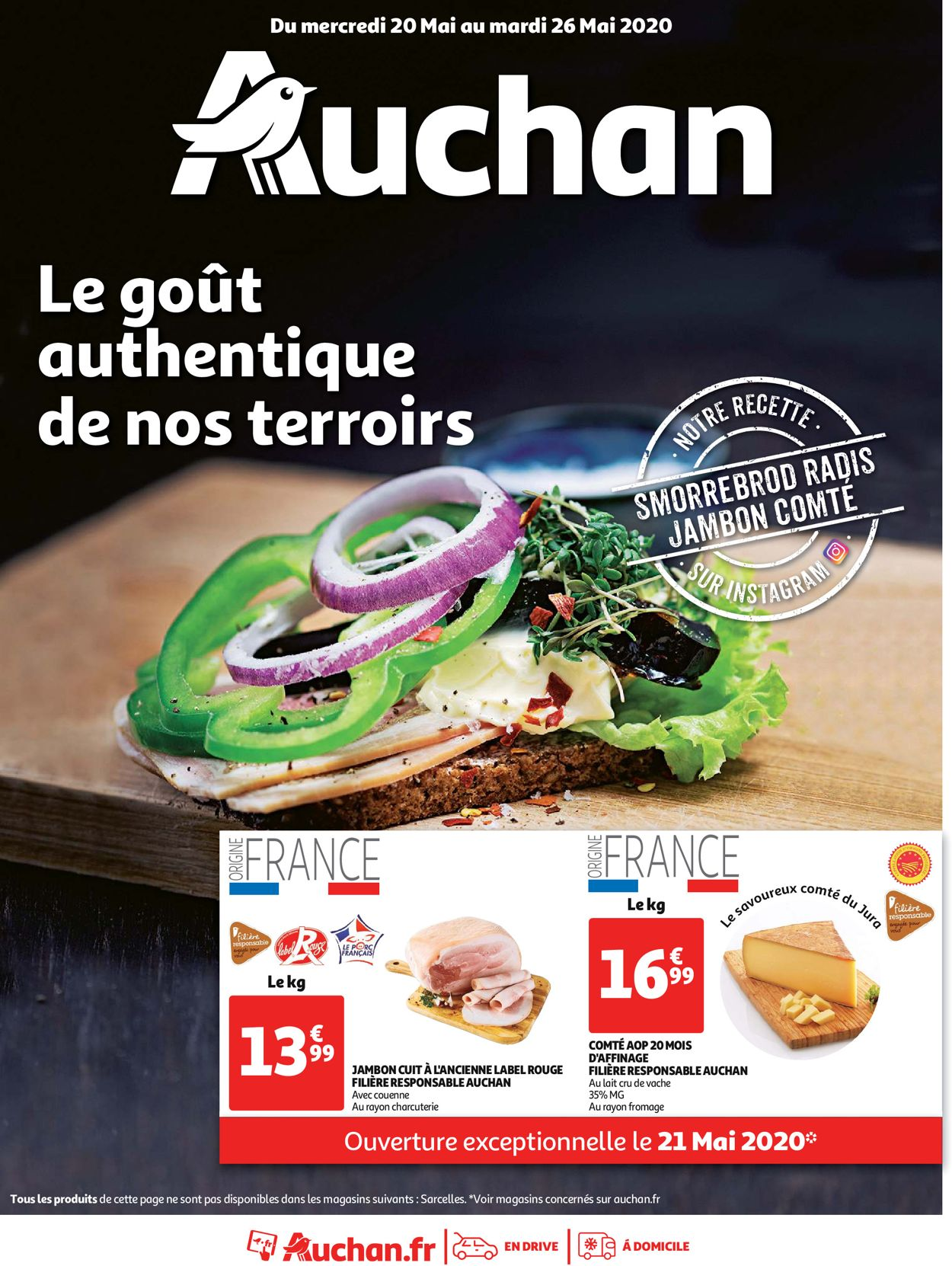 Auchan Catalogue - 20.05-26.05.2020