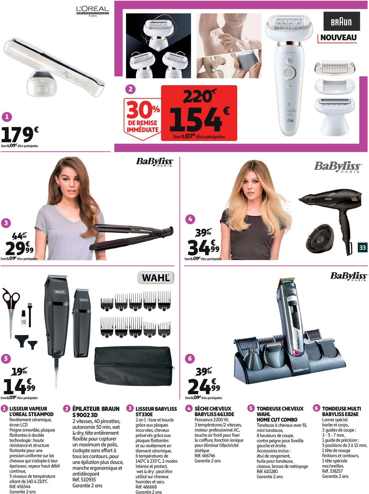 Auchan Catalogue - 26.05-09.06.2020 (Page 33)