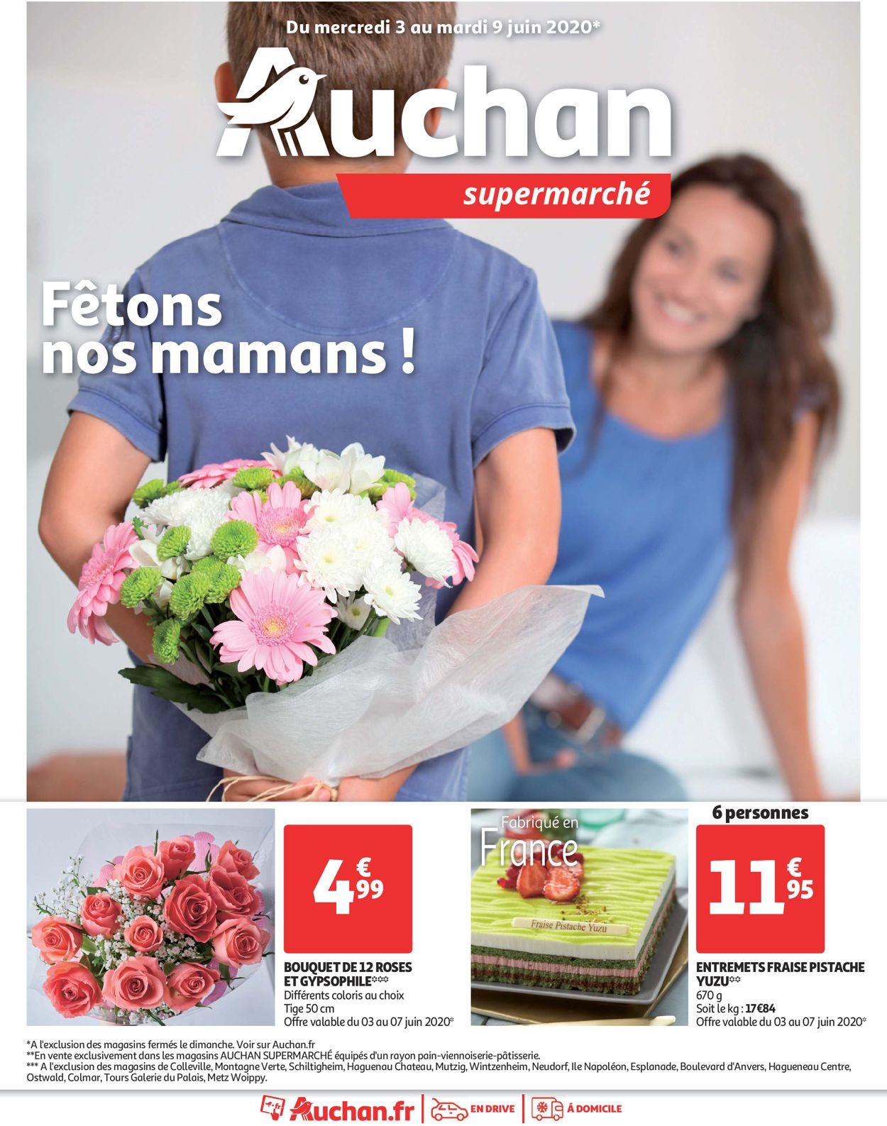 Auchan Catalogue - 03.06-09.06.2020