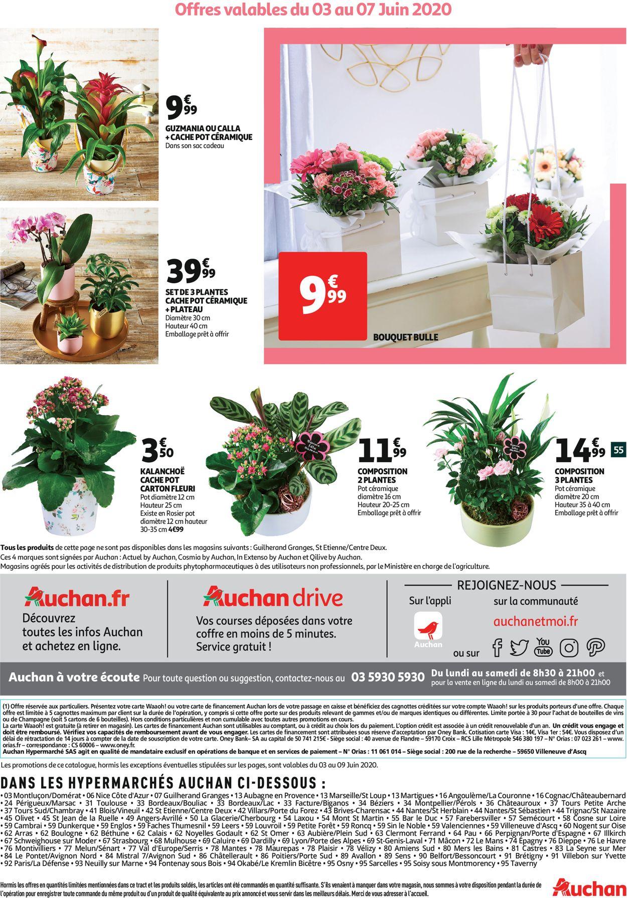 Auchan Catalogue - 03.06-09.06.2020 (Page 57)