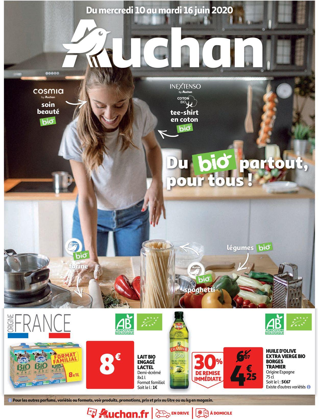 Auchan Catalogue - 10.06-16.06.2020