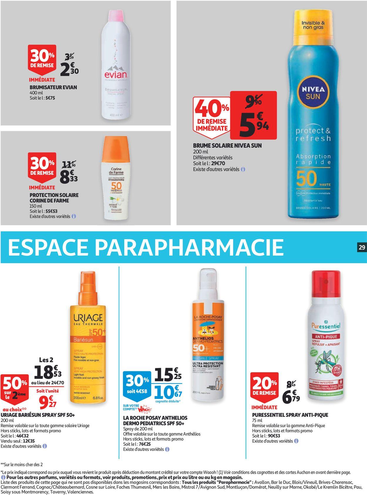 Auchan Catalogue - 17.06-23.06.2020 (Page 29)