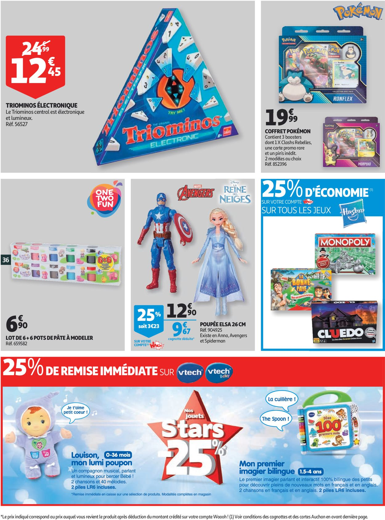 Auchan Catalogue - 17.06-23.06.2020 (Page 36)
