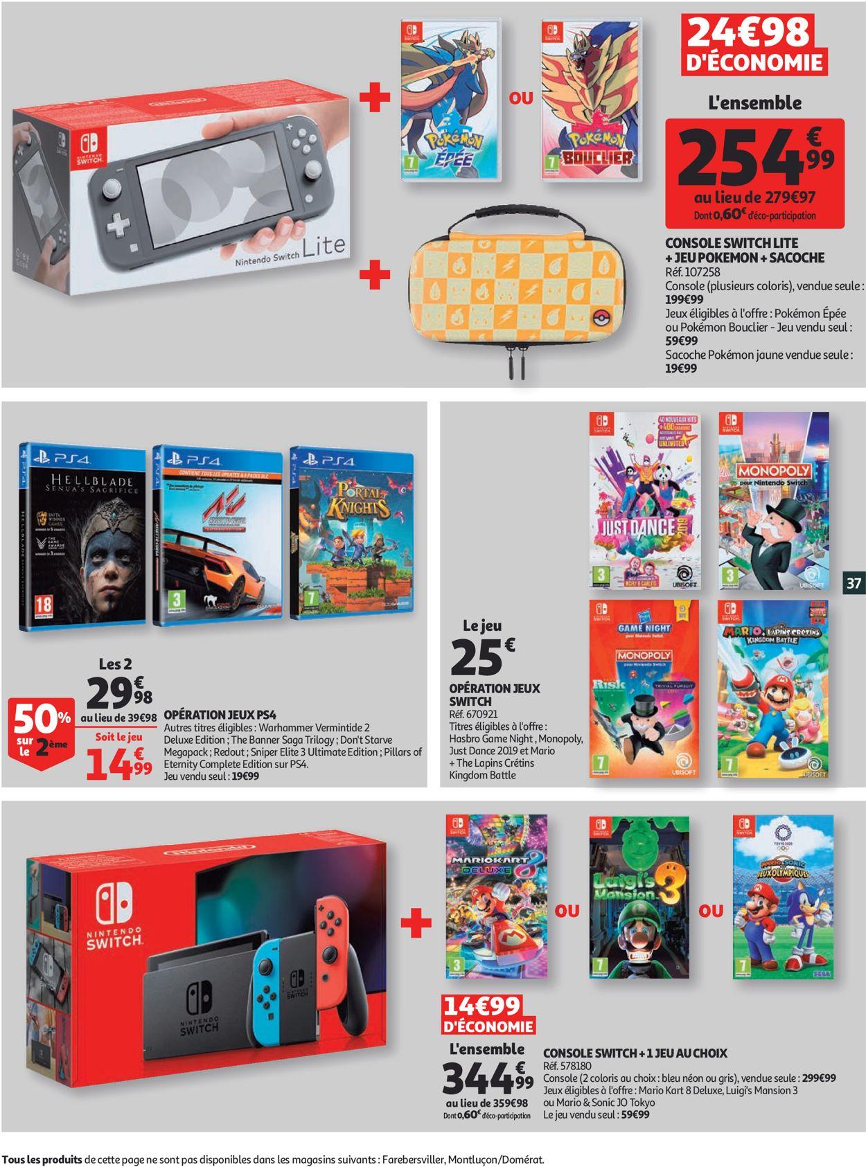 Auchan Catalogue - 17.06-23.06.2020 (Page 37)
