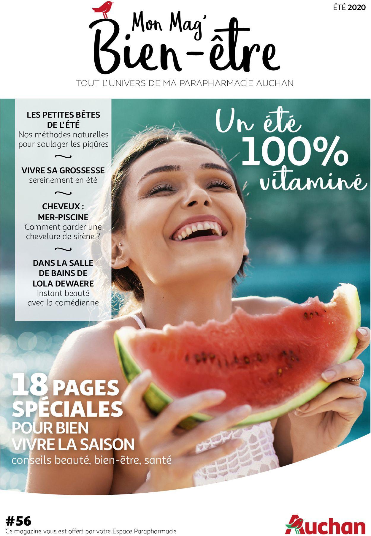 Auchan Catalogue - 14.06-31.08.2020