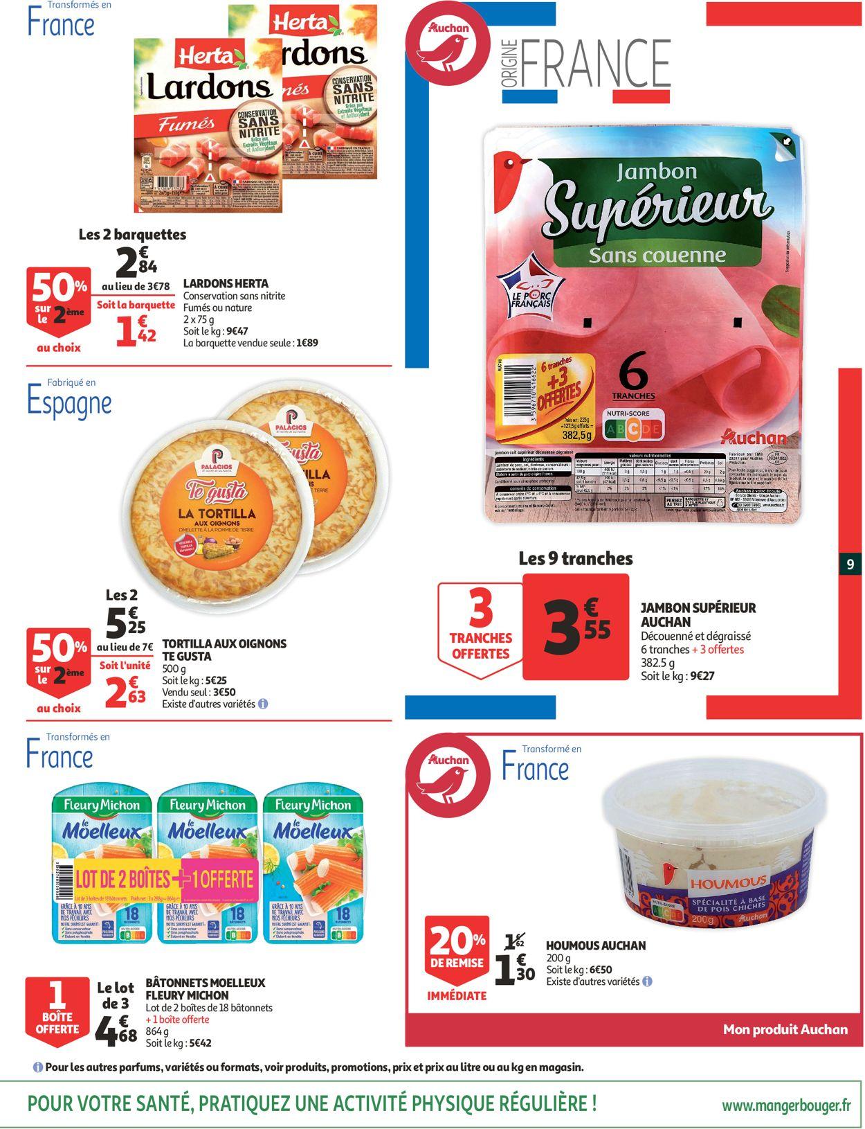 Auchan Catalogue - 24.06-30.06.2020 (Page 9)