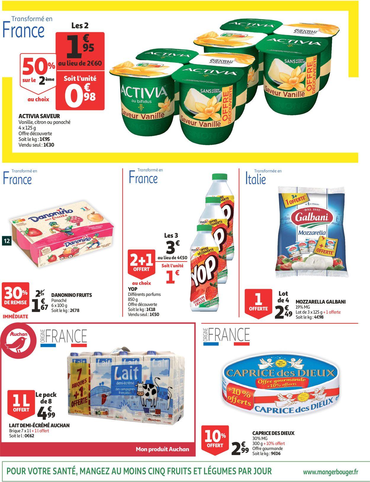 Auchan Catalogue - 24.06-30.06.2020 (Page 12)