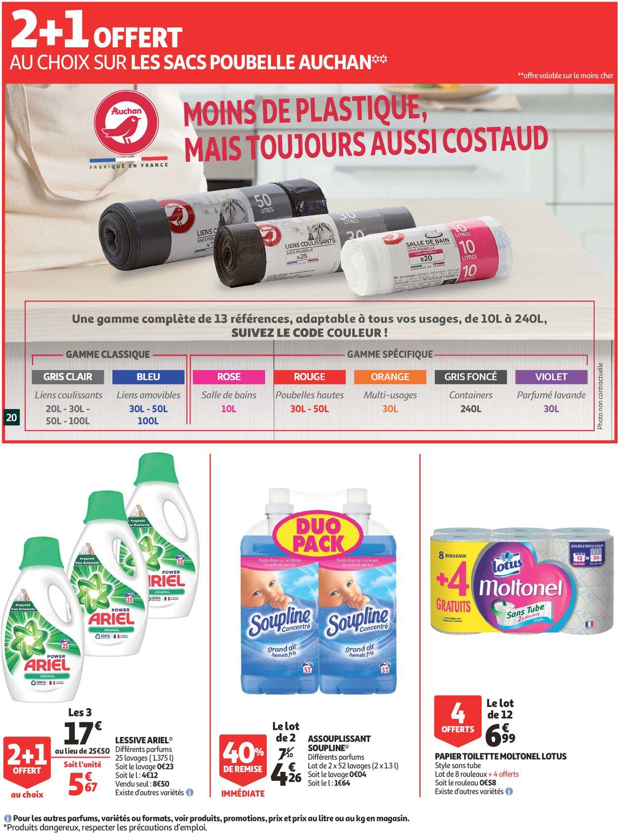 Auchan Catalogue - 24.06-30.06.2020 (Page 20)