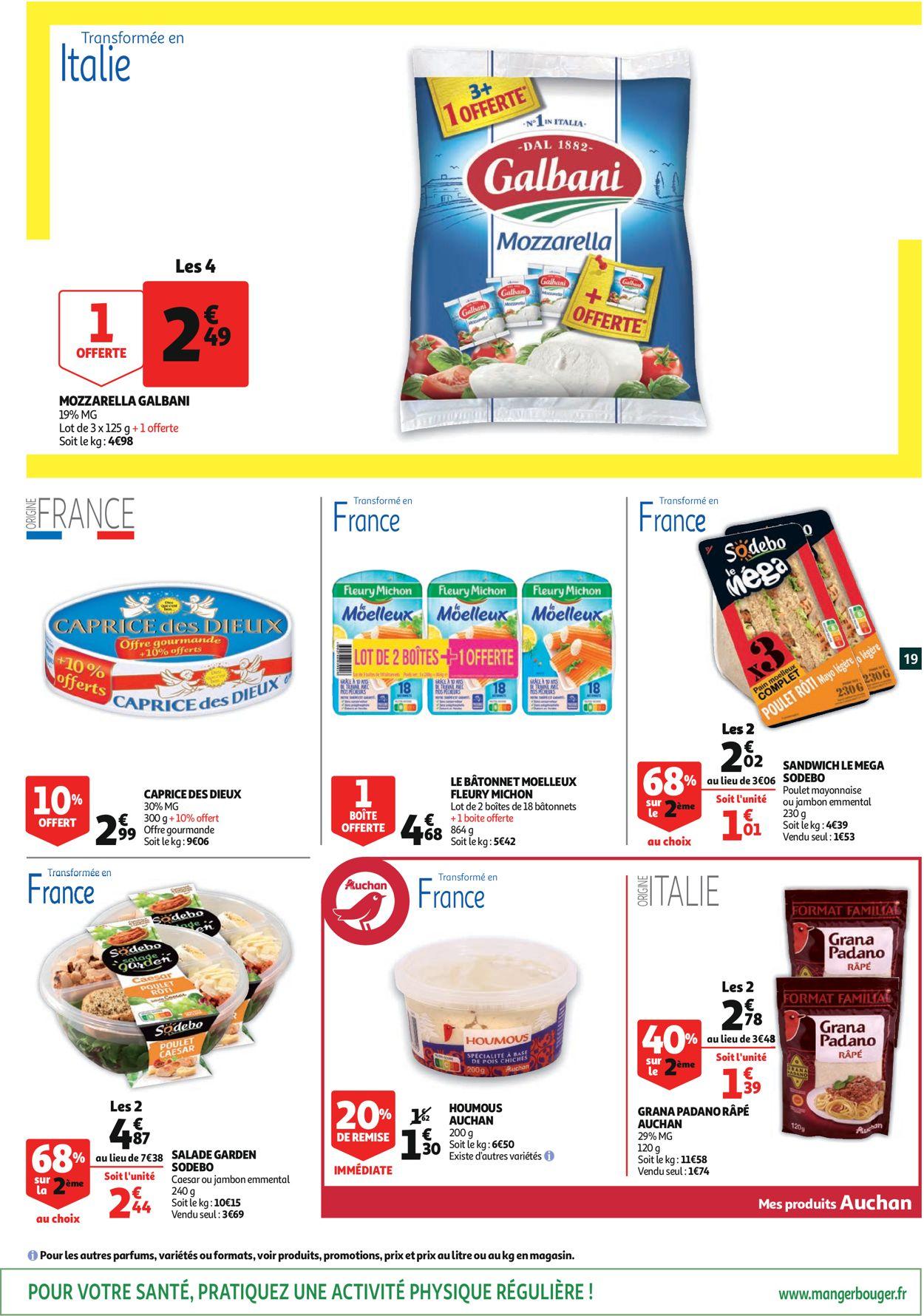 Auchan Catalogue - 24.06-30.06.2020 (Page 19)