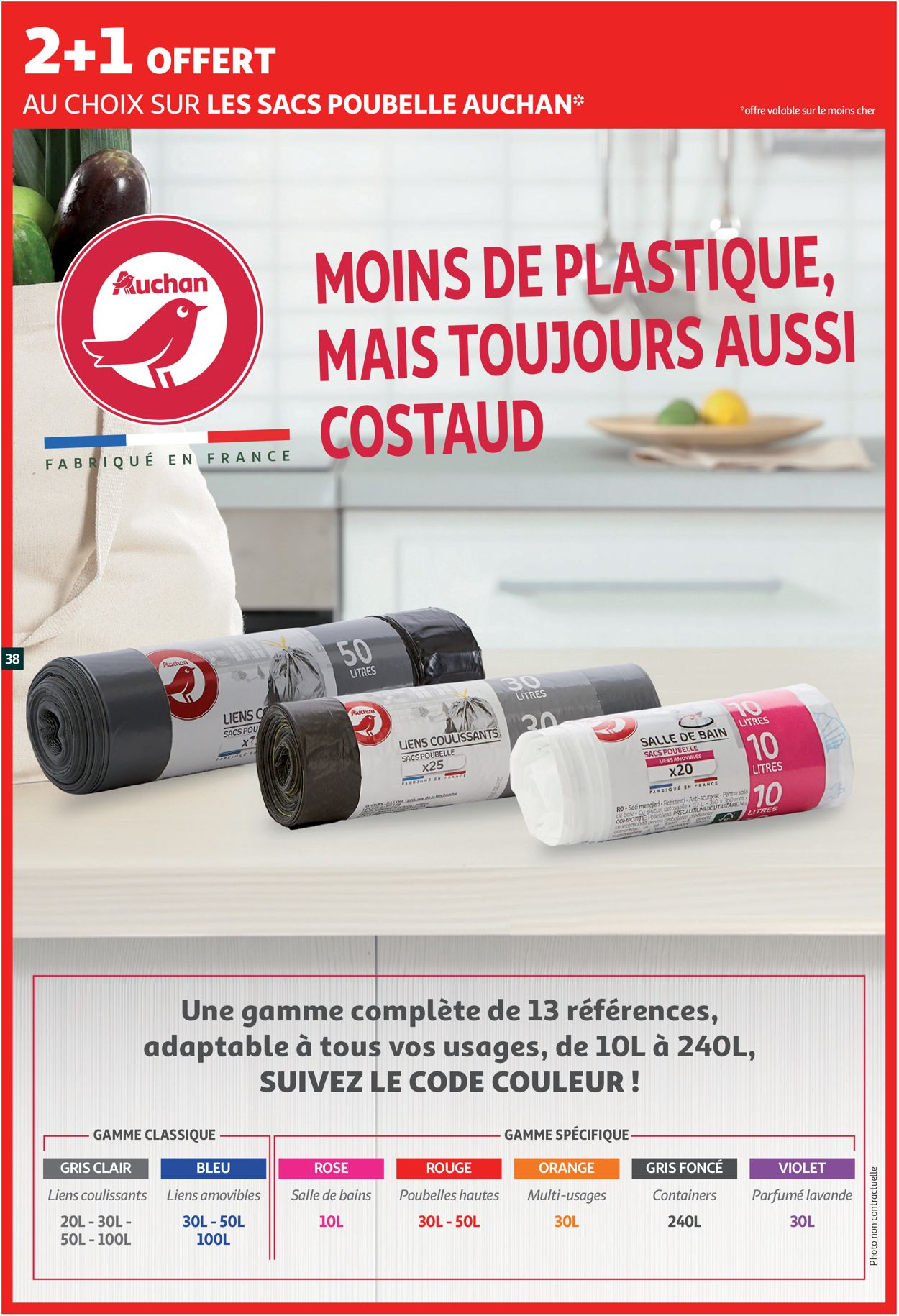Auchan Catalogue - 24.06-30.06.2020 (Page 38)