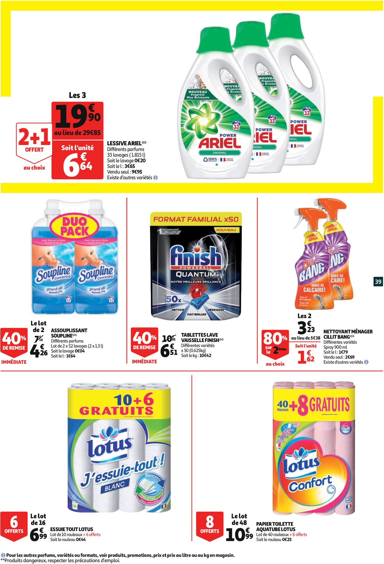 Auchan Catalogue - 24.06-30.06.2020 (Page 39)
