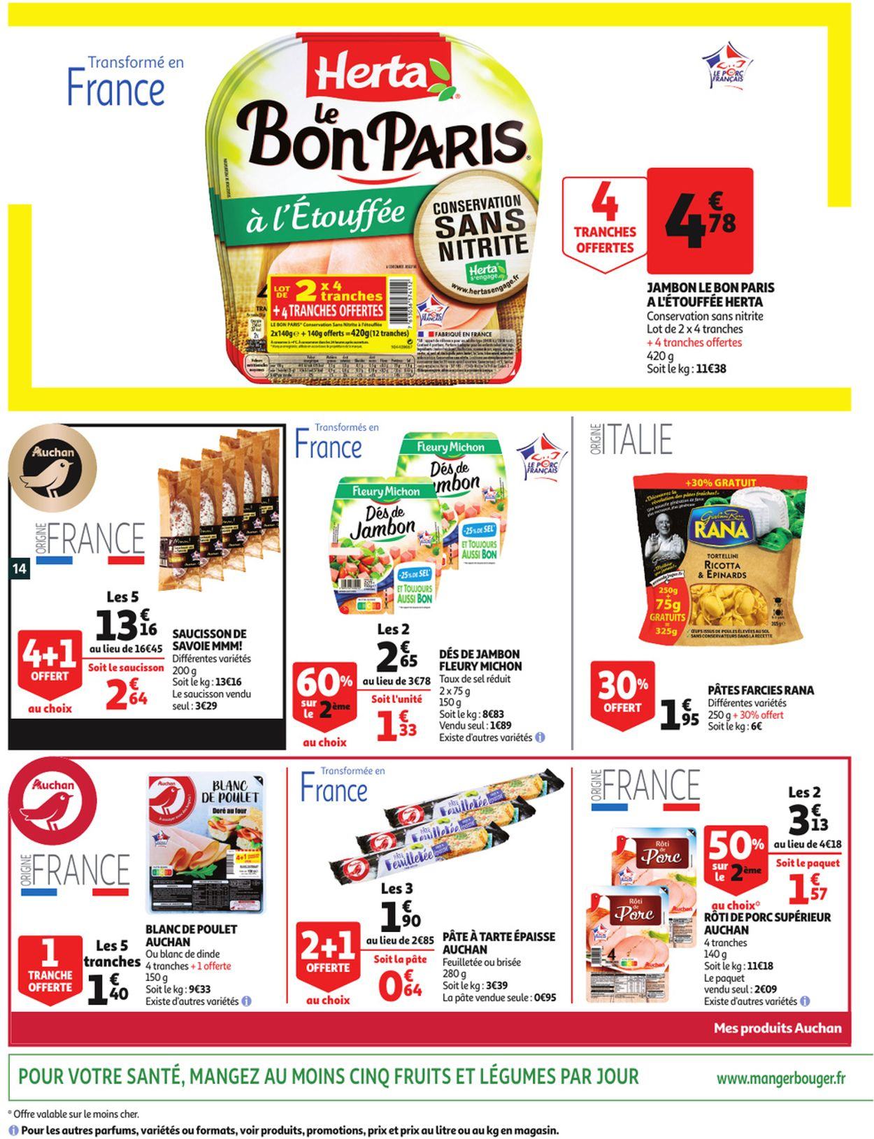Auchan Catalogue - 01.07-07.07.2020 (Page 14)