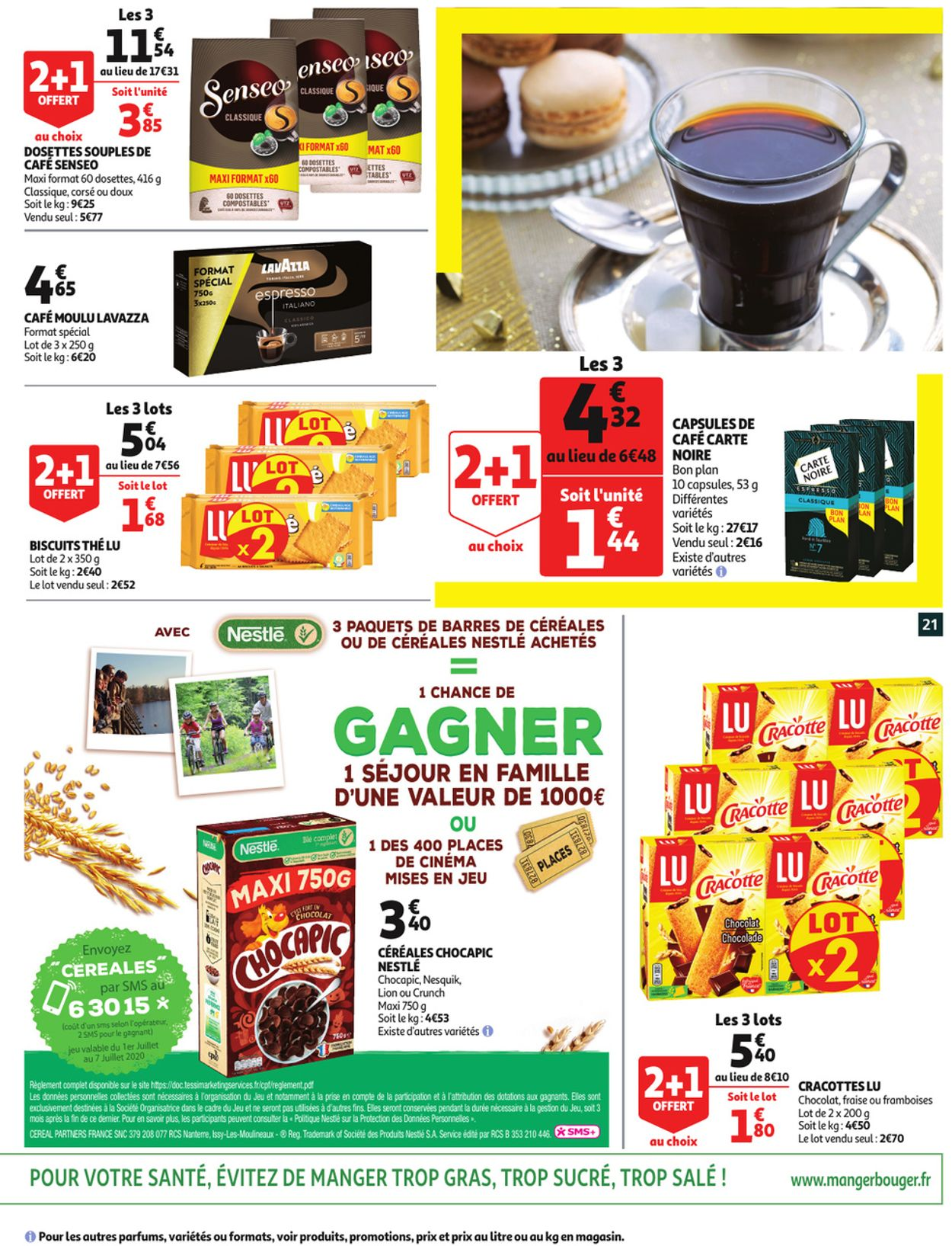 Auchan Catalogue - 01.07-07.07.2020 (Page 21)