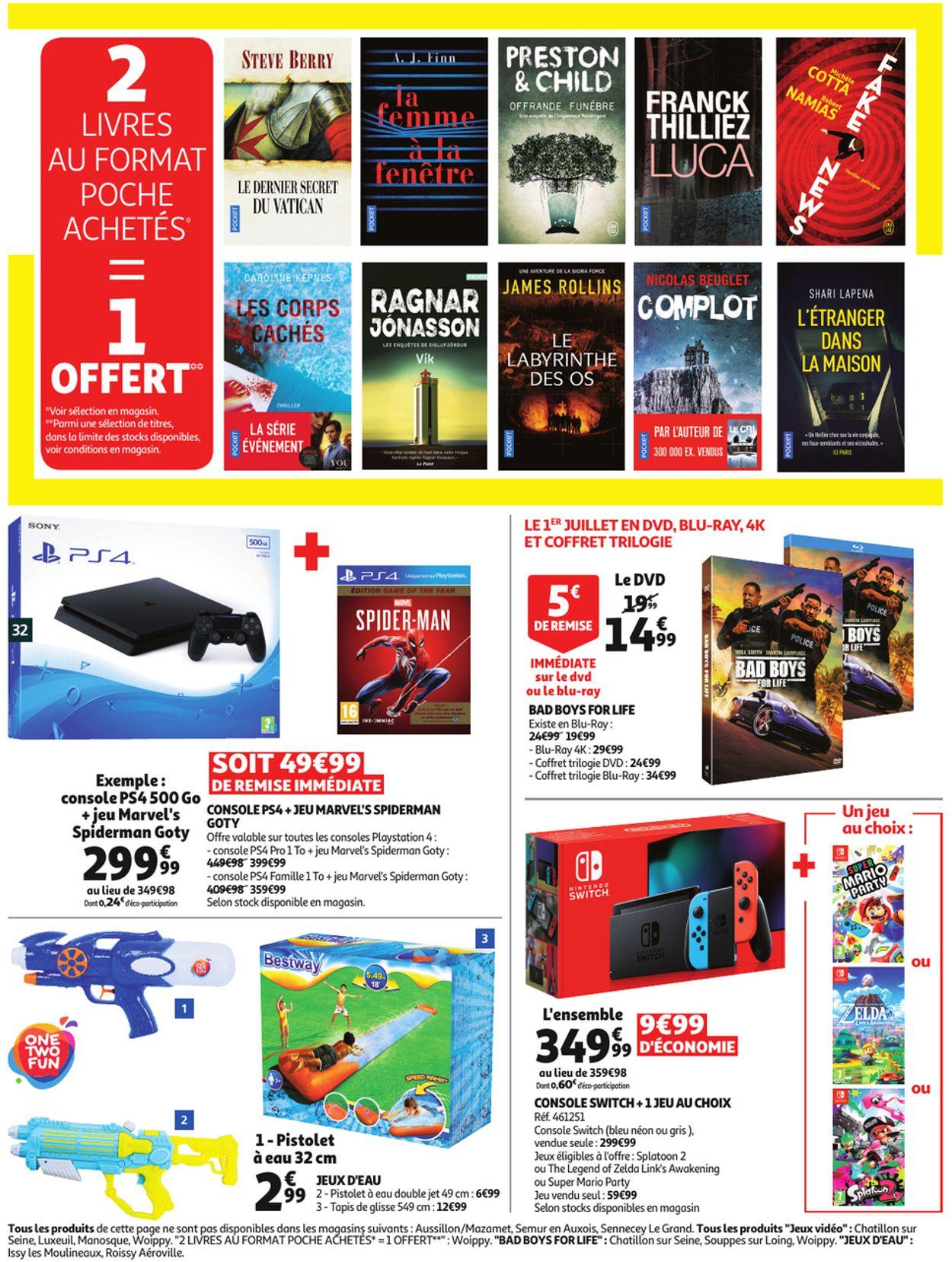 Auchan Catalogue - 01.07-07.07.2020 (Page 32)