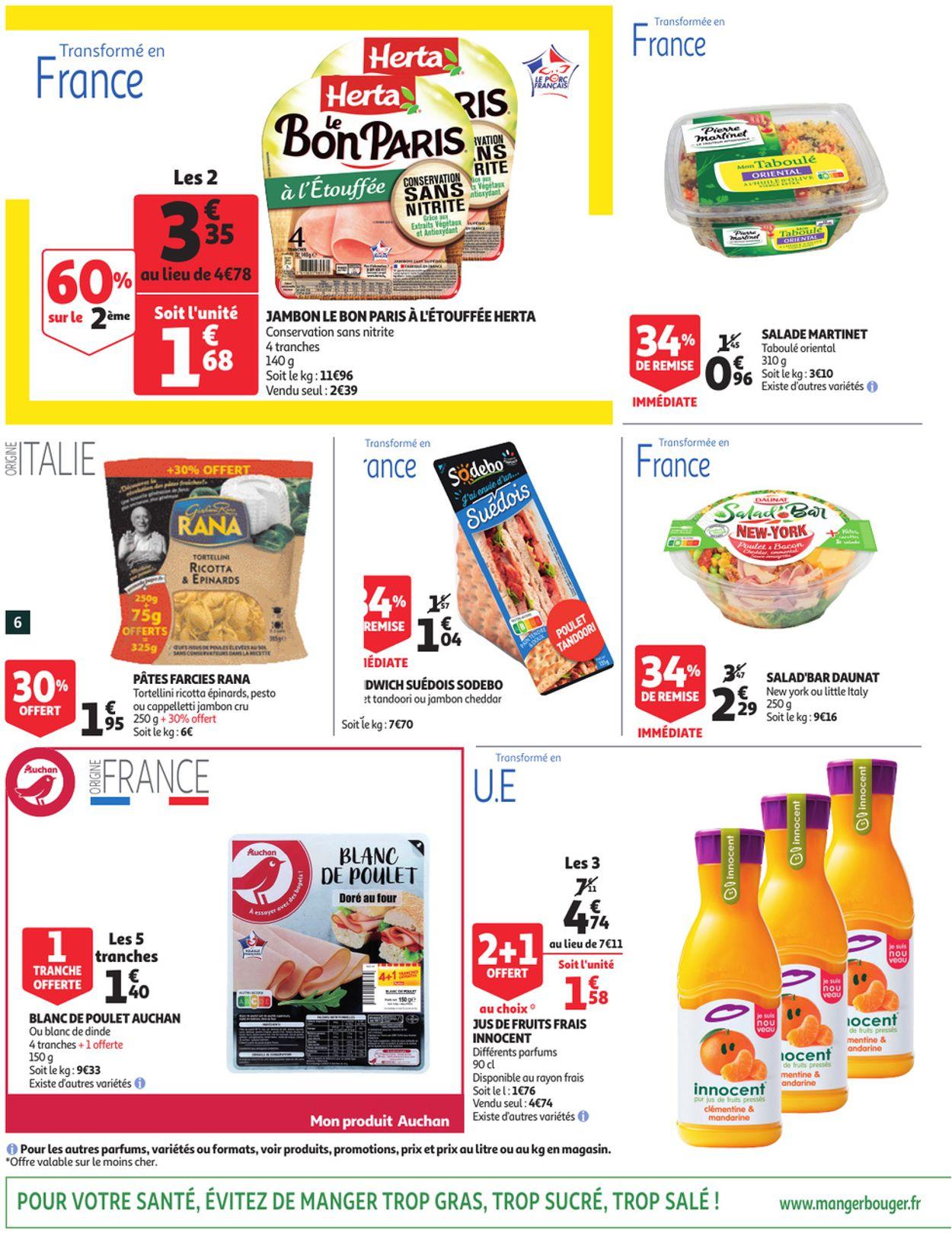 Auchan Catalogue - 01.07-07.07.2020 (Page 6)