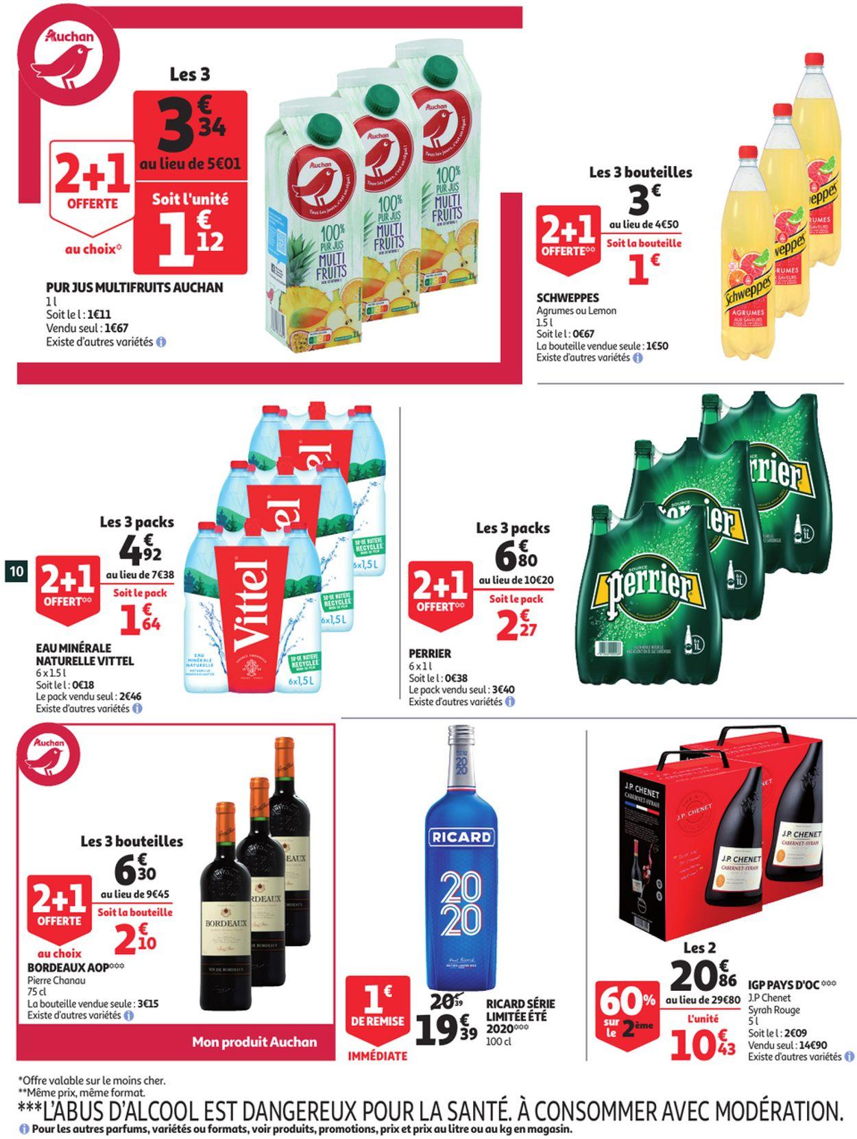 Auchan Catalogue - 01.07-07.07.2020 (Page 10)