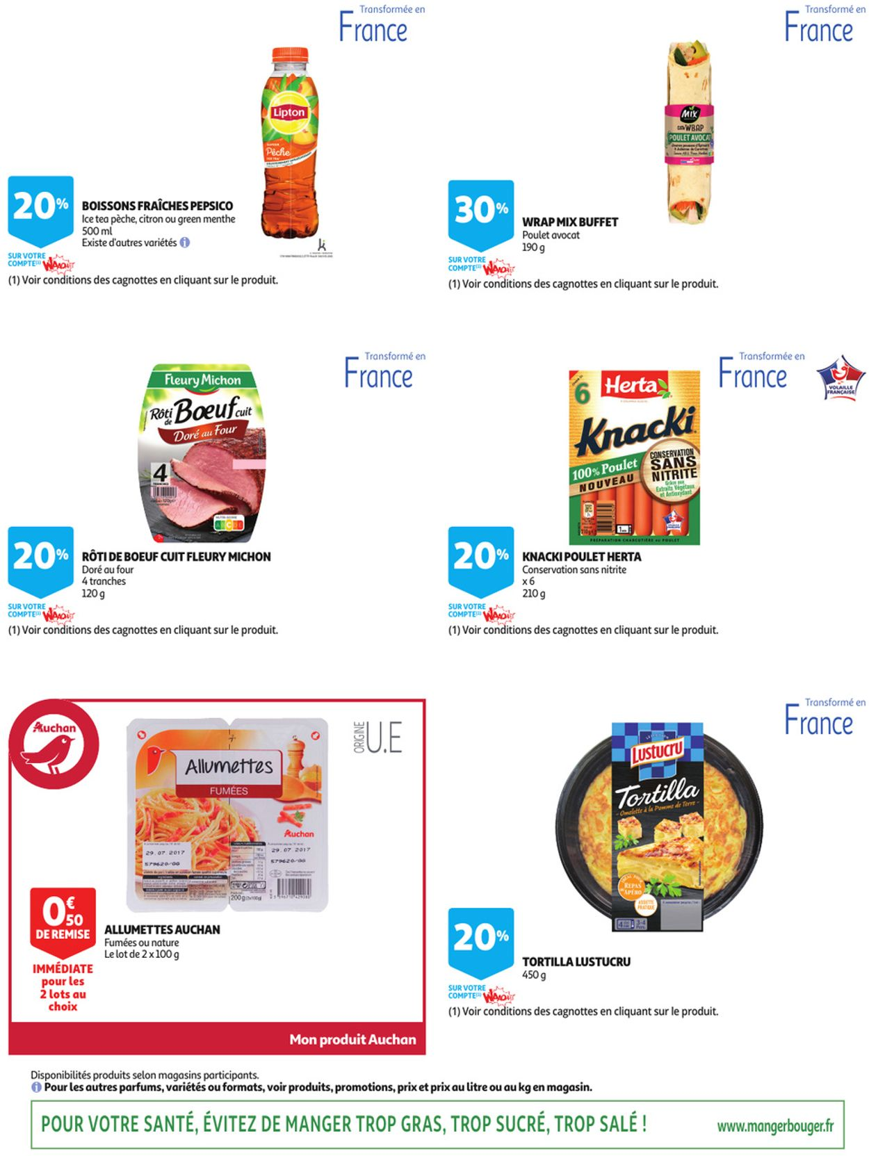 Auchan Catalogue - 01.07-14.07.2020 (Page 6)