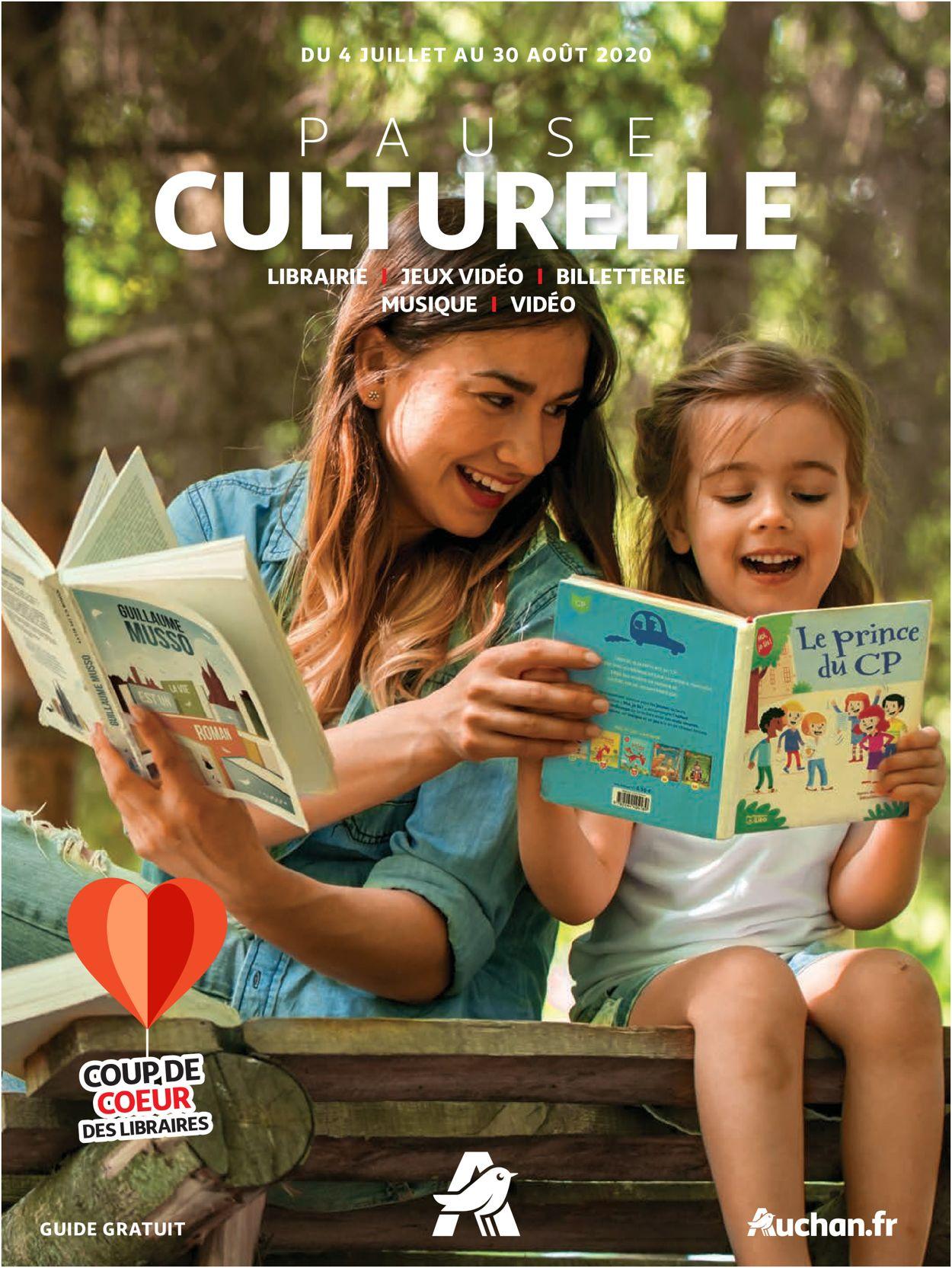 Auchan Catalogue - 04.07-30.08.2020