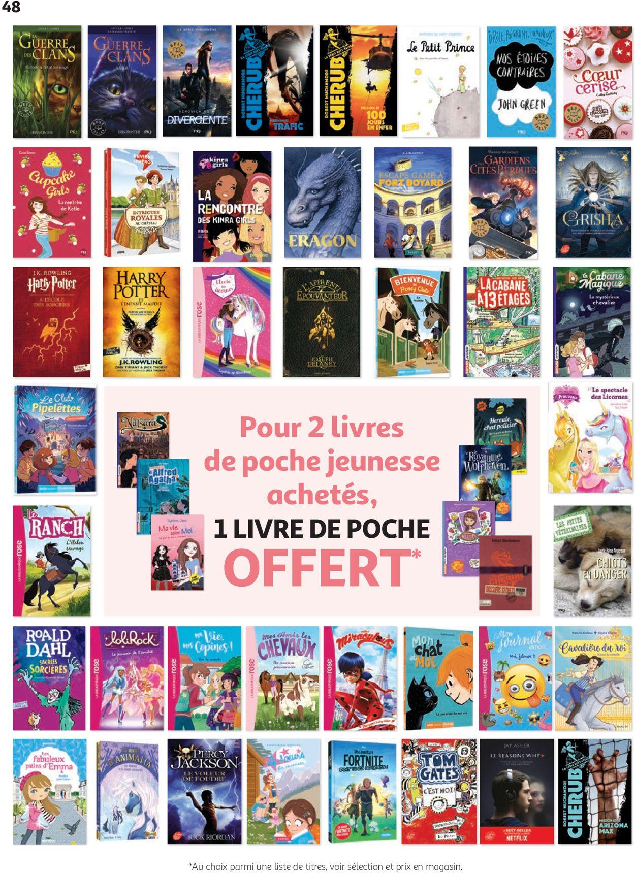 Auchan Catalogue - 04.07-30.08.2020 (Page 48)