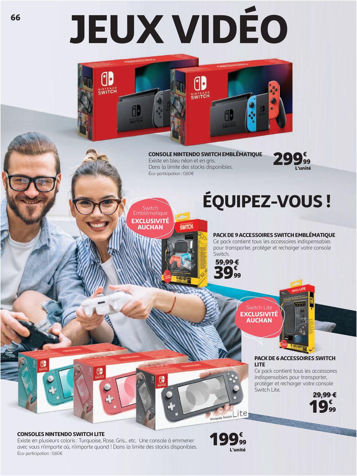 Auchan Catalogue - 04.07-30.08.2020 (Page 66)