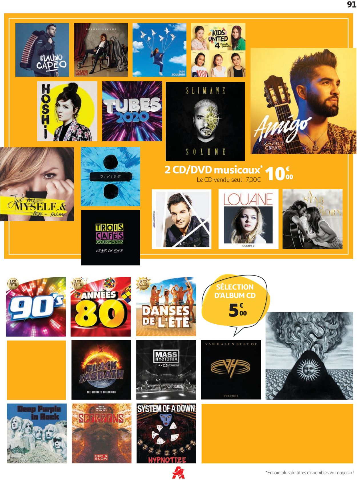 Auchan Catalogue - 04.07-30.08.2020 (Page 91)