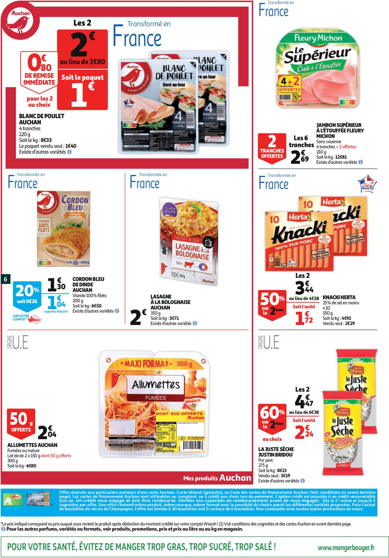 Auchan Catalogue - 15.07-28.07.2020 (Page 6)