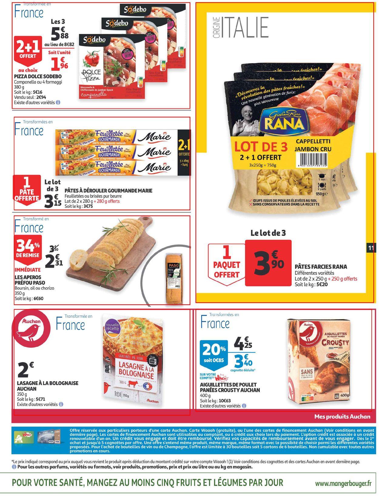 Auchan Catalogue - 15.07-21.07.2020 (Page 11)