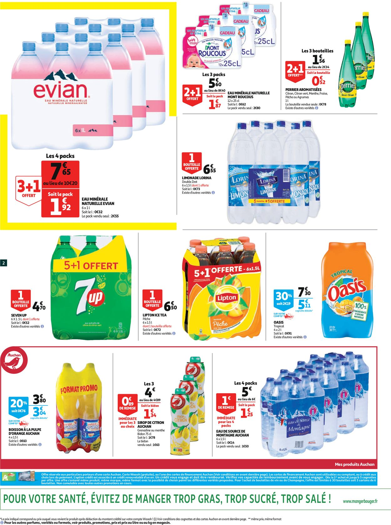 Auchan Catalogue - 29.07-09.08.2020 (Page 2)