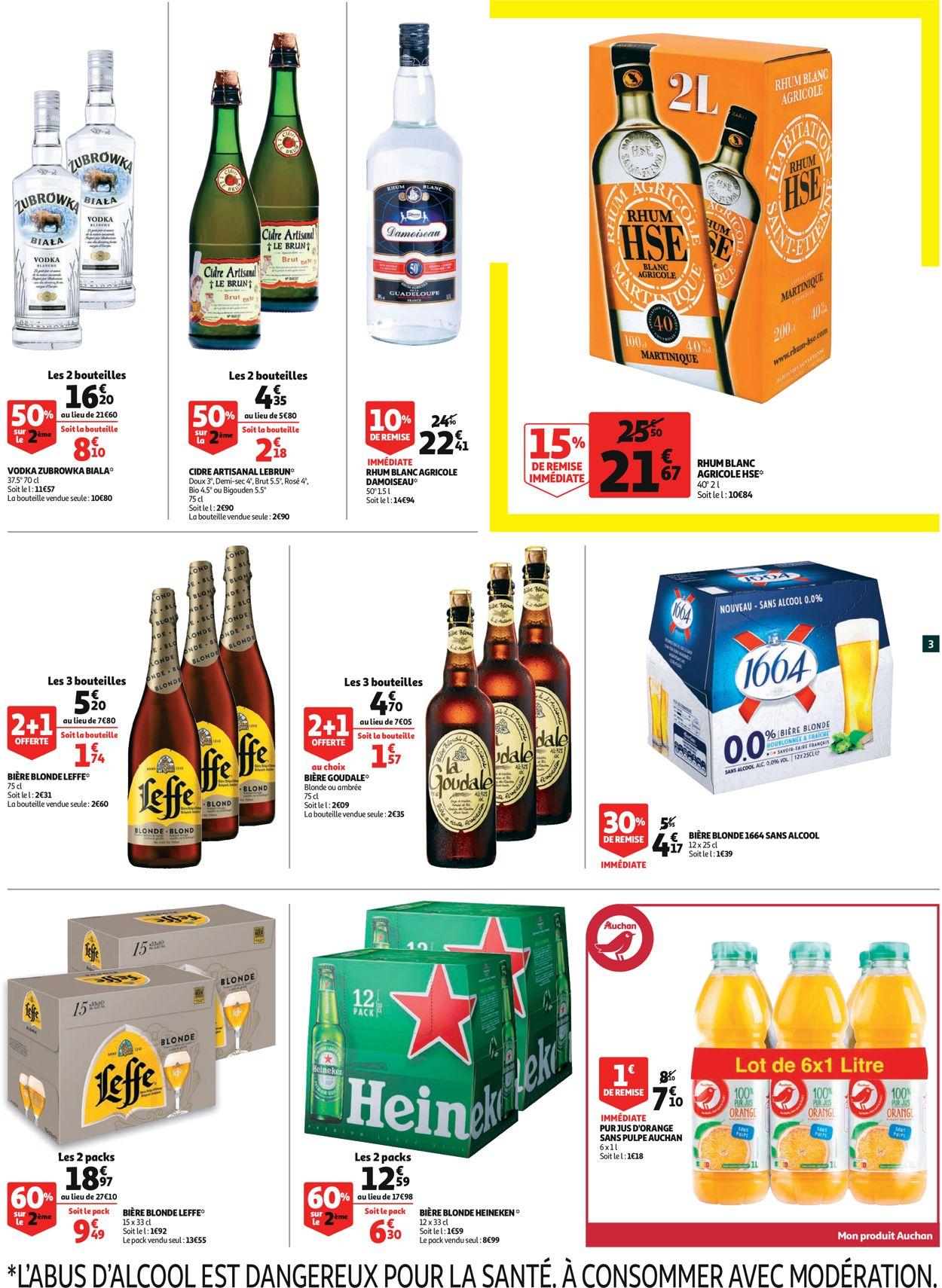 Auchan Catalogue - 29.07-09.08.2020 (Page 3)