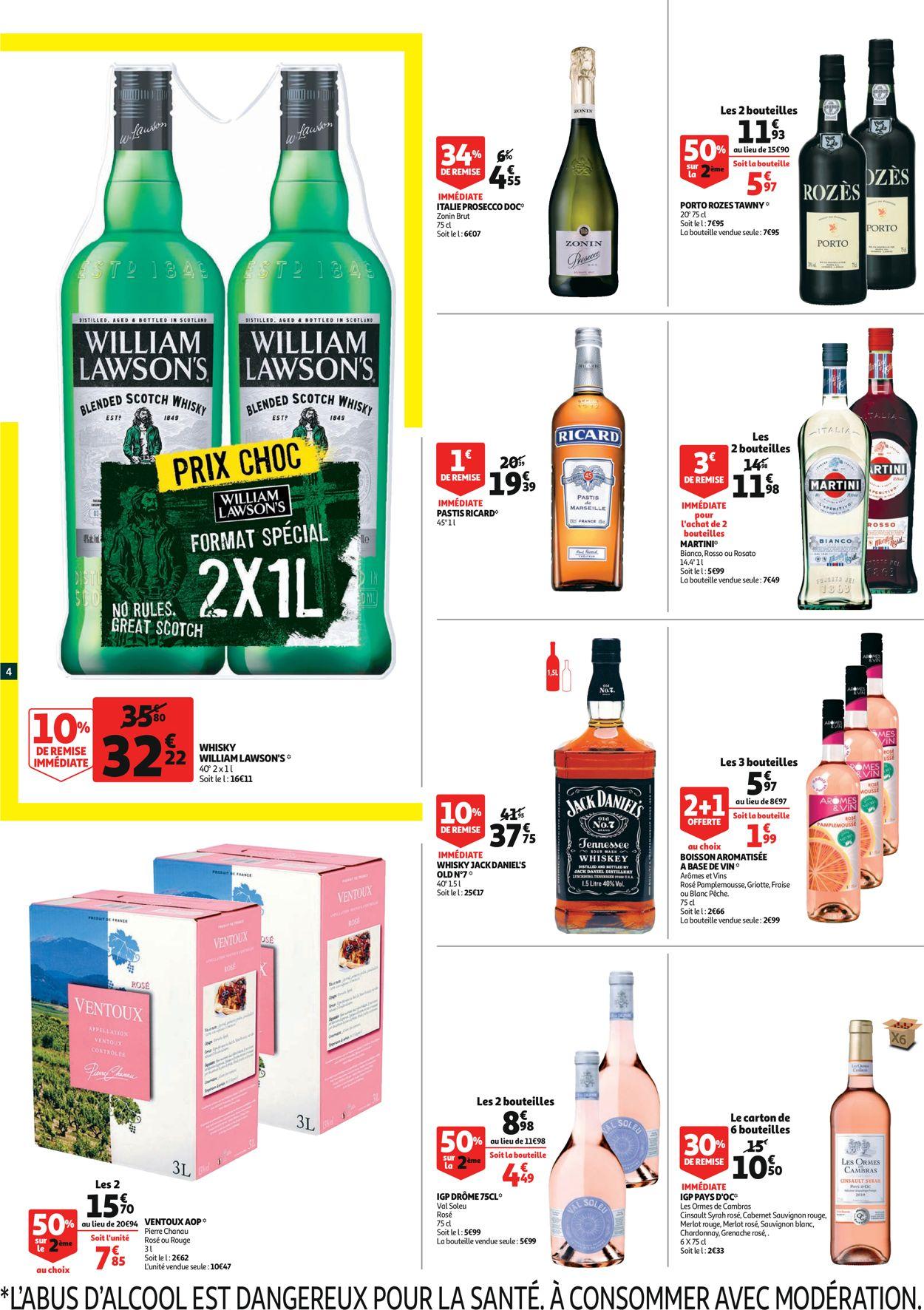 Auchan Catalogue - 29.07-09.08.2020 (Page 4)