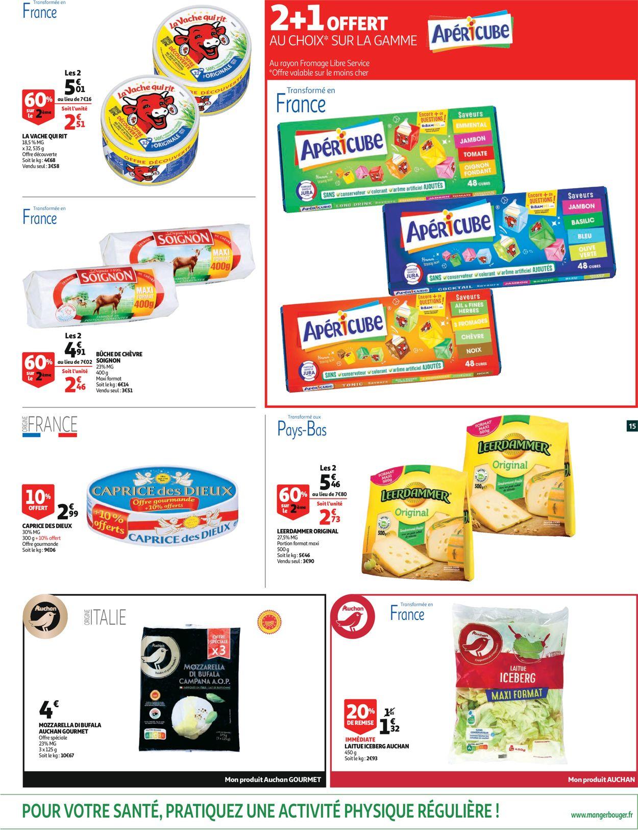 Auchan Catalogue - 29.07-09.08.2020 (Page 15)