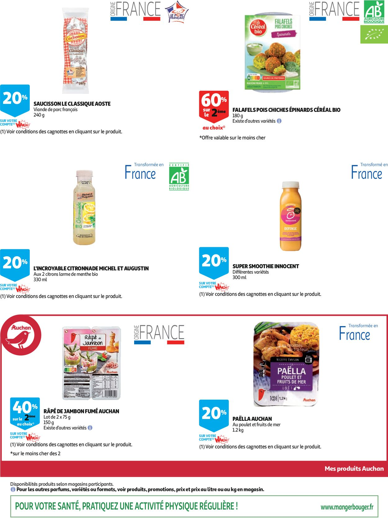 Auchan Catalogue - 29.07-17.08.2020 (Page 5)