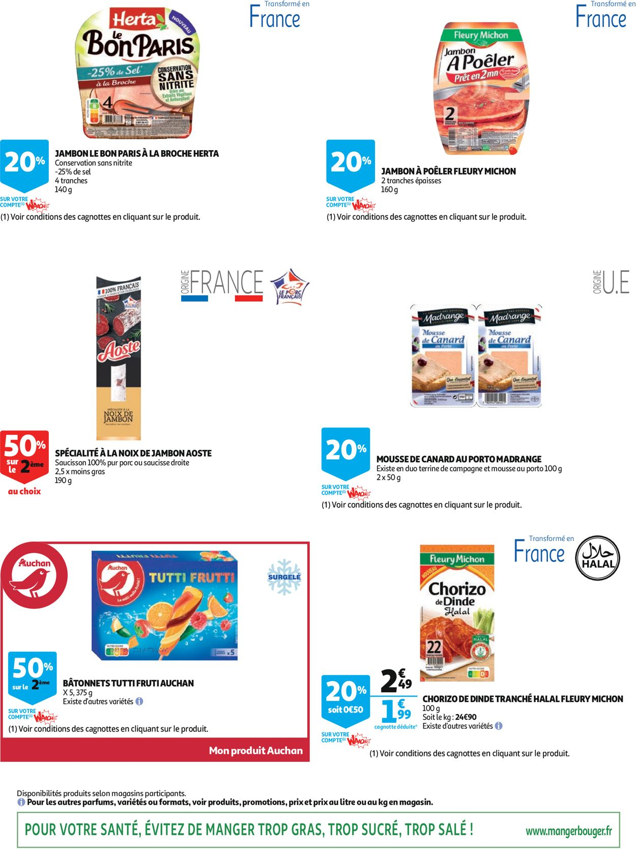 Auchan Catalogue - 29.07-17.08.2020 (Page 6)