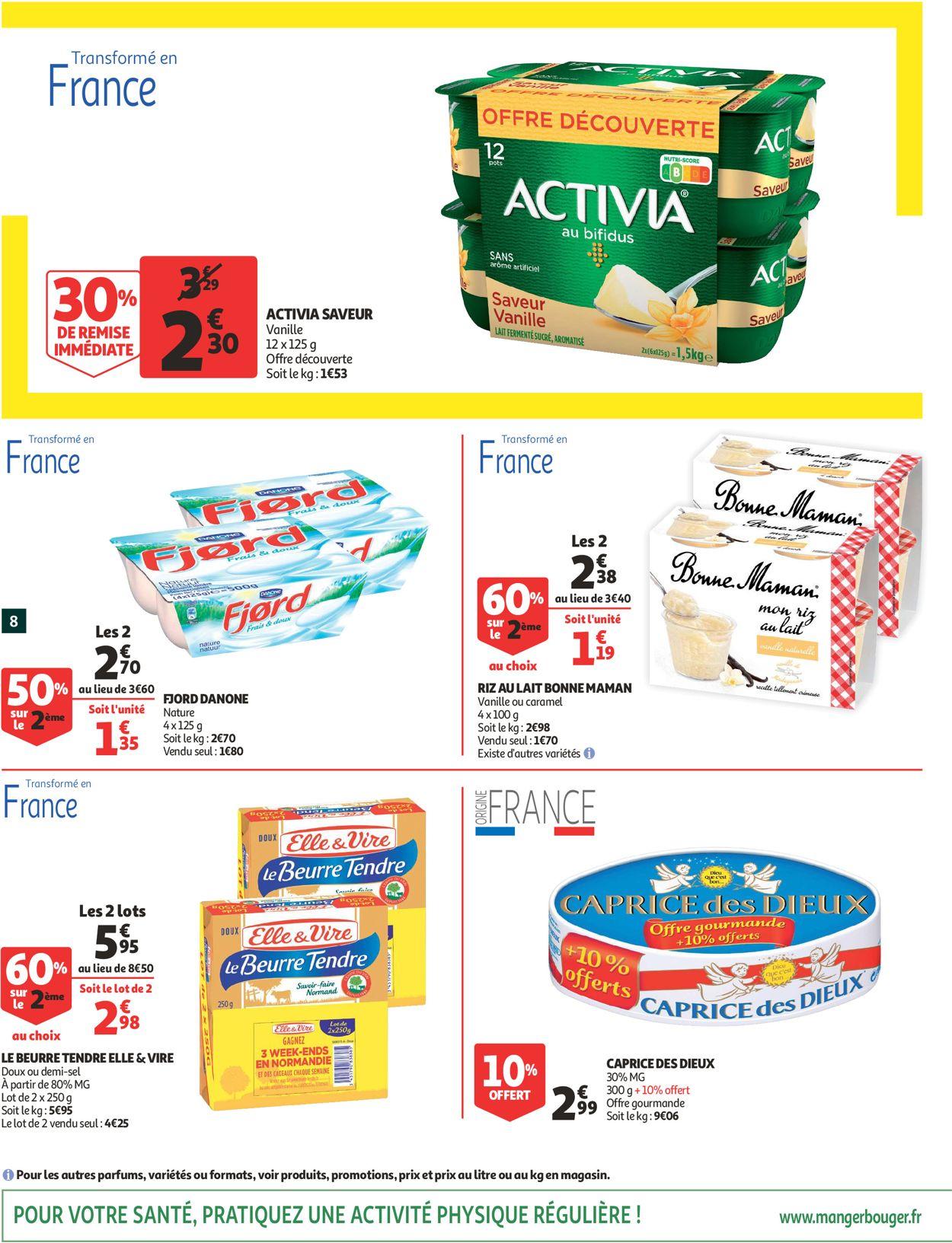Auchan Catalogue - 29.07-09.08.2020 (Page 8)