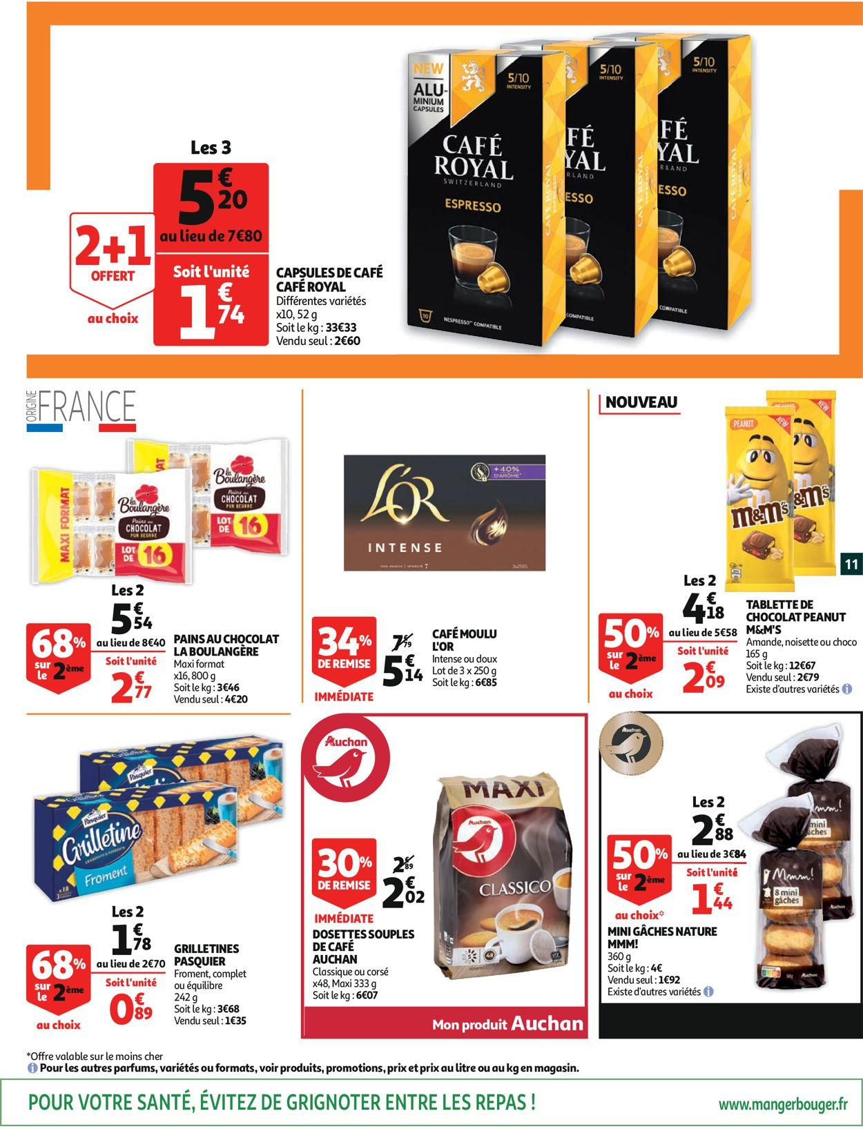 Auchan Catalogue - 02.09-08.09.2020 (Page 11)