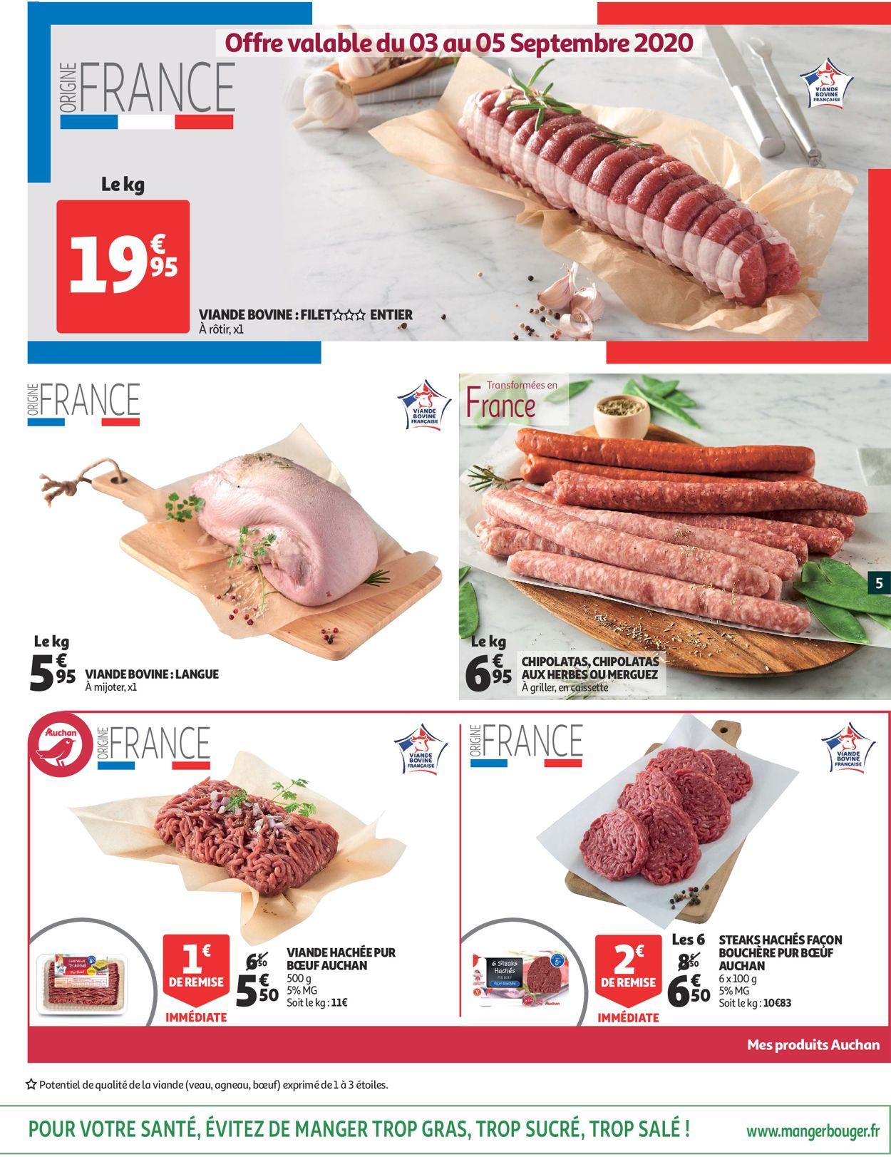 Auchan Catalogue - 02.09-08.09.2020 (Page 5)