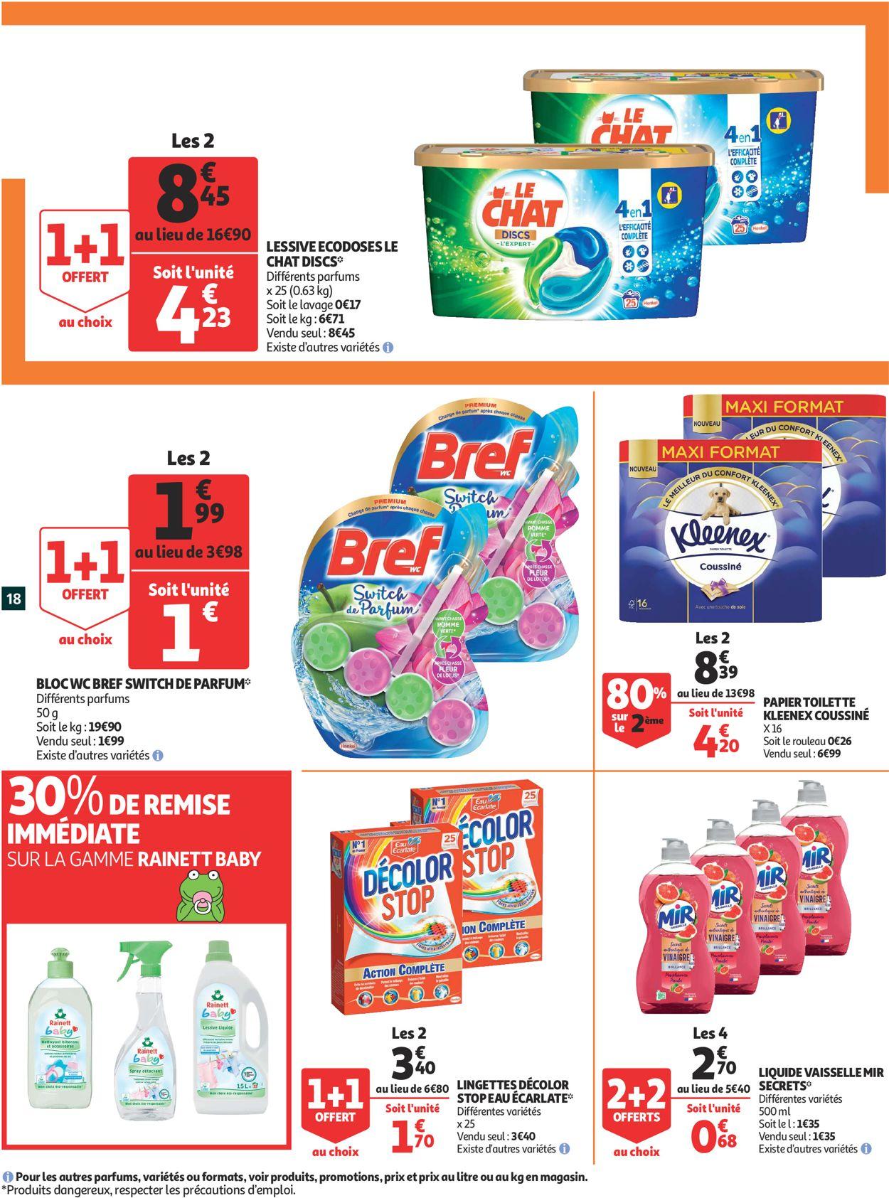Auchan Catalogue - 02.09-08.09.2020 (Page 18)