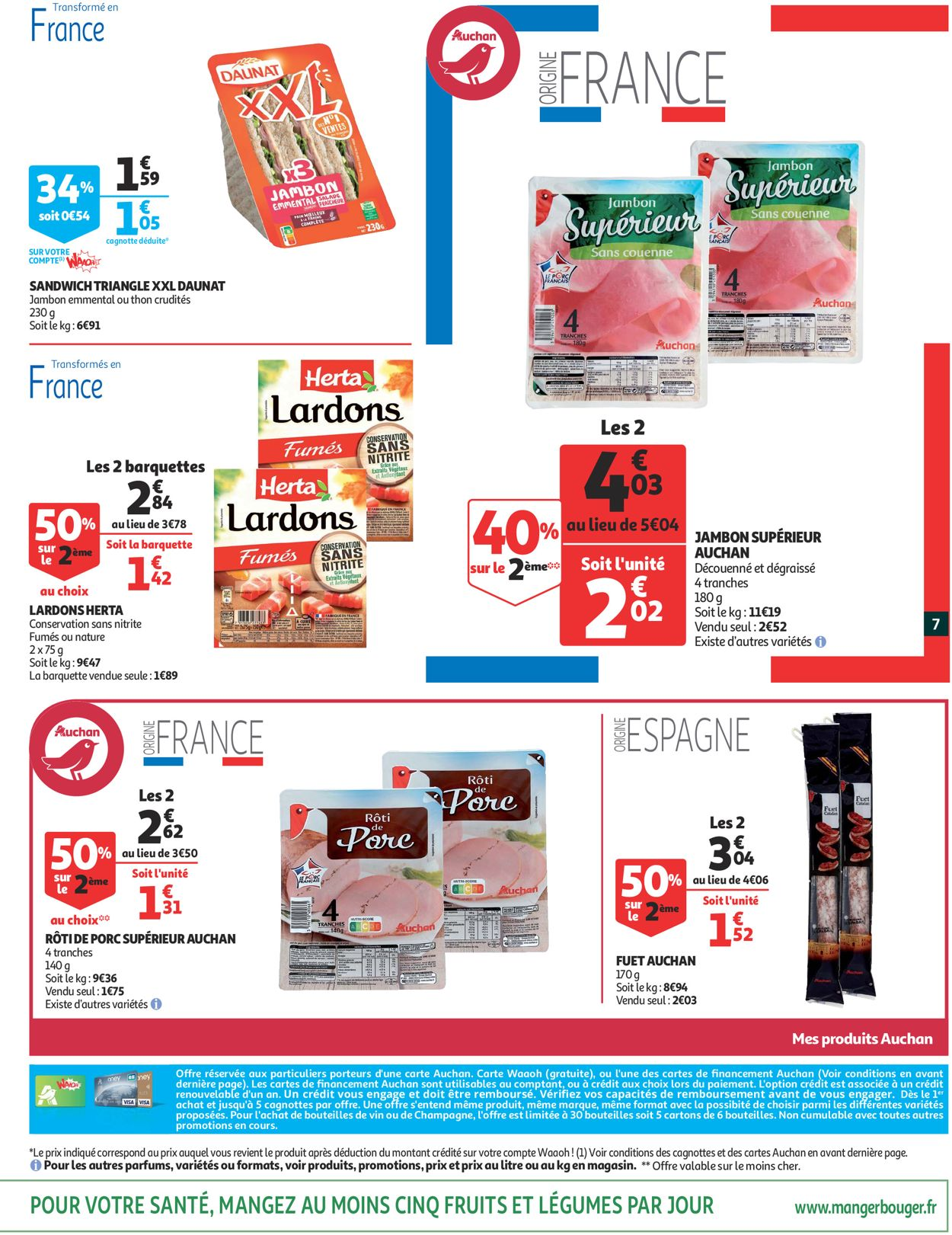 Auchan Catalogue - 09.09-15.09.2020 (Page 7)