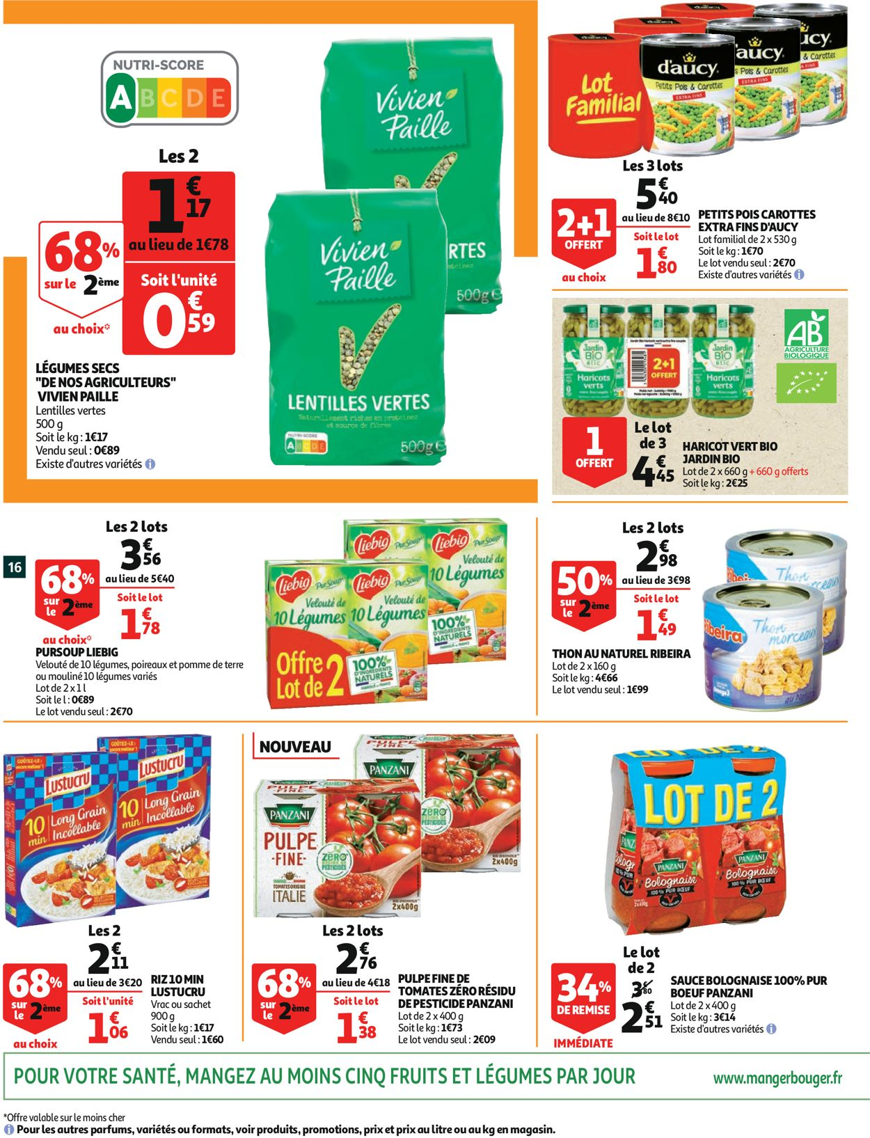 Auchan Catalogue - 16.09-22.09.2020 (Page 16)