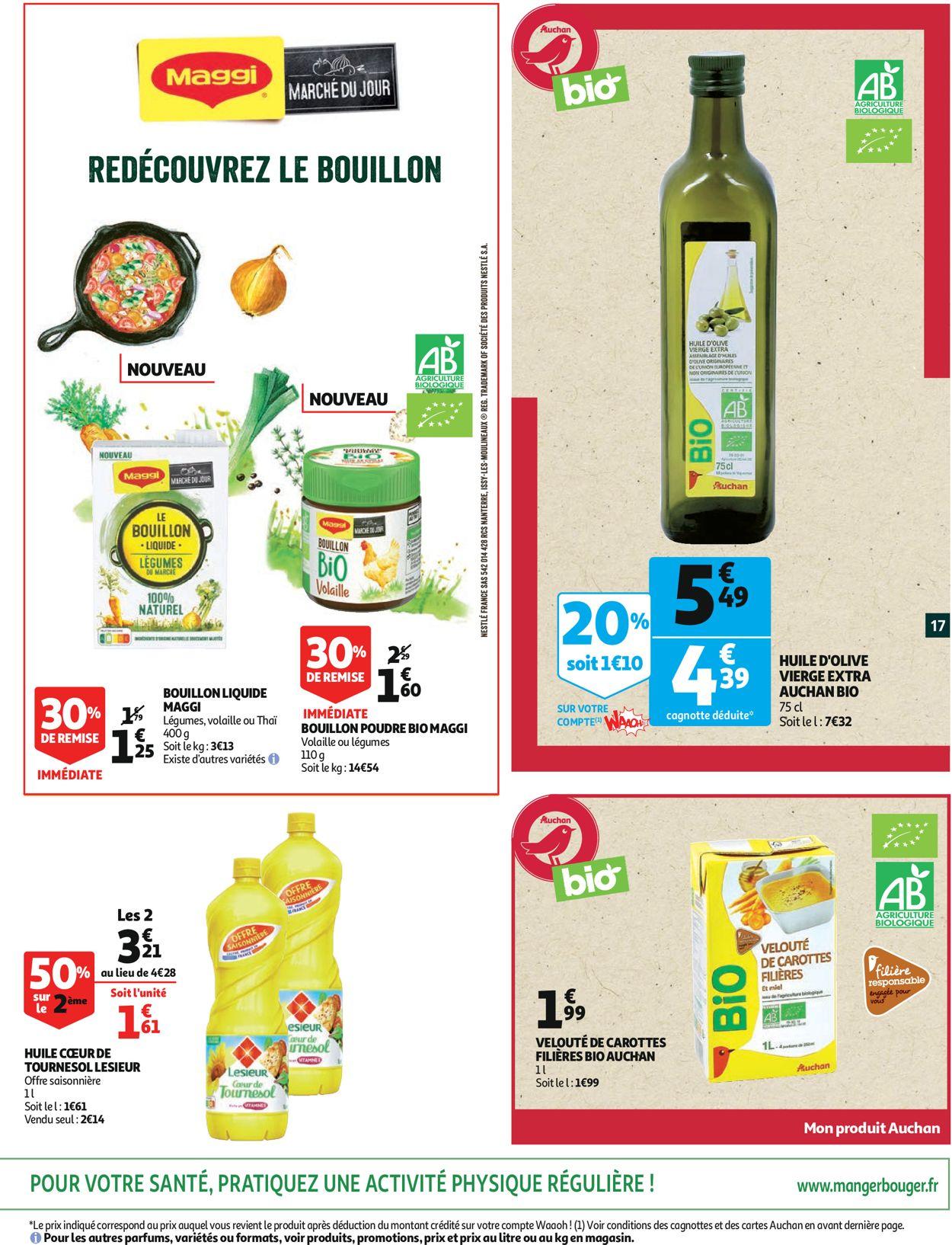 Auchan Catalogue - 16.09-22.09.2020 (Page 17)