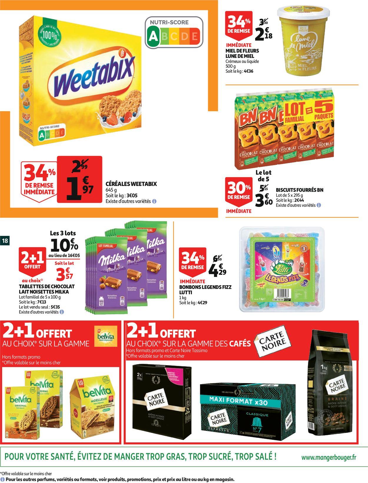 Auchan Catalogue - 16.09-22.09.2020 (Page 18)