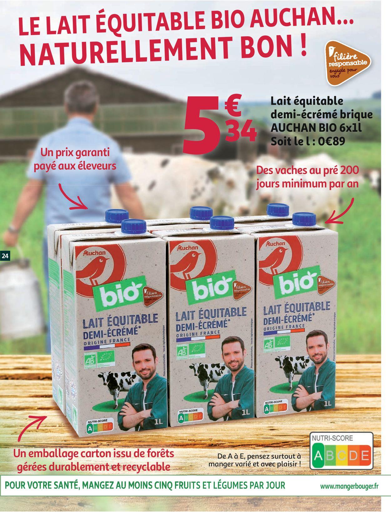 Auchan Catalogue - 16.09-22.09.2020 (Page 24)